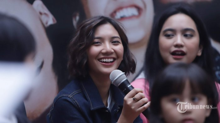 PROFIL Sheila Dara Aisha, Aktris dan Mantan Penyanyi Cilik yang Dilamar Vidi Aldiano