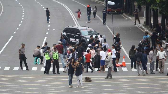 Pembuatan Film 22 Menit Mengundang Protes Warga