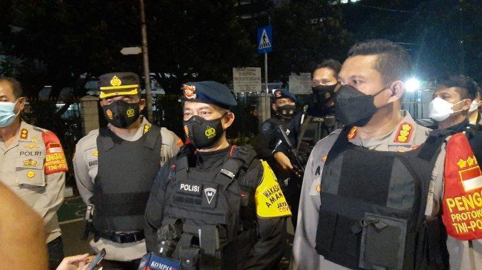 Polisi Pastikan Benda Mencurigakan di Melawai Bukan Bom