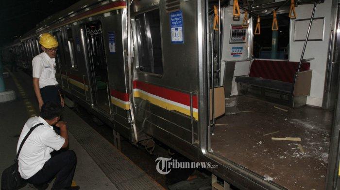Kecelakaan Kereta Api di Stasiun Juanda, Asisten Masinis Bermasalah