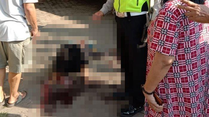 Ibu Rumah Tangga yang Tak Kenakan Helm Saat Berkendara Jadi Korban Tabrak Lari di Kota Malang