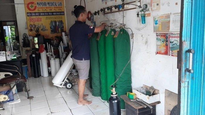 Permintaan Isi Ulang Gas Oksigen untuk Covid-19 Meningkat, Kemenperin Jamin Tak Ada Kelangkaan