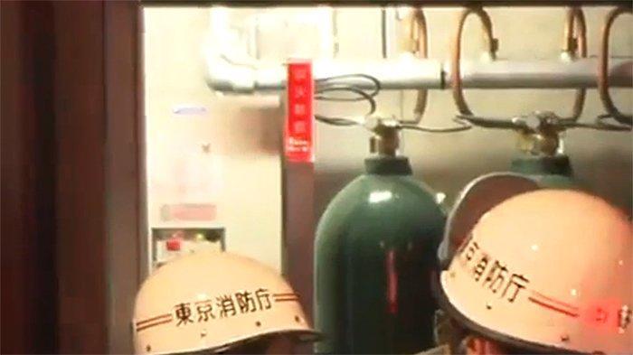 4 dari 6 Pekerja Mansion Bawah Tanah di Shinjuku Jepang Meninggal Gara-gara Tabung Pemadam Kebakaran