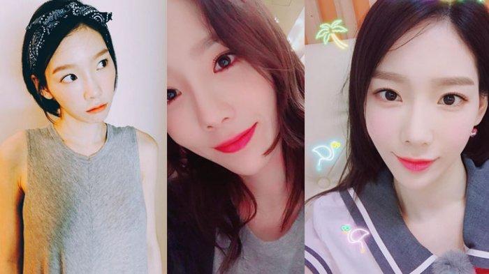 Taeyeon SNSD Sempat Terguncang karena Bagian Tubuhnya Ini Dipegang Penggemar Saat Tiba di Jakarta