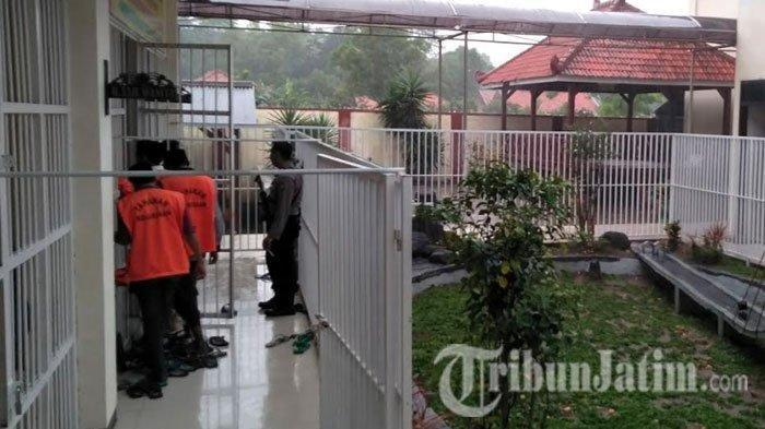 Tahanan Kabur Saat Tunggu Sidang di PN Bangkalan, Sempat Lompat Pagar
