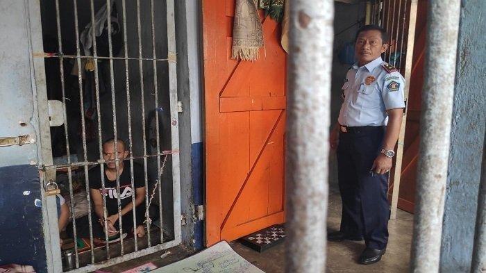 Polisinya Tidur Pulas, 2 Tahanan di Pos Polisi Ungasan Bali Gergaji Sel Besi dan Kabur