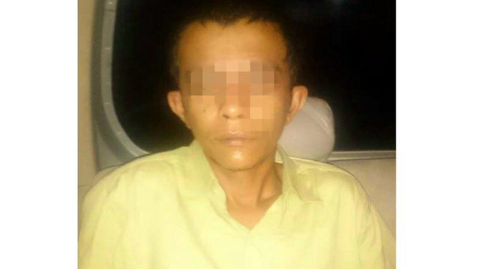 Tahanan Polsek Tenayan Raya Tertangkap di Wilayah Lima Puluh Kota Setelah Kabur Sepekan Lalu