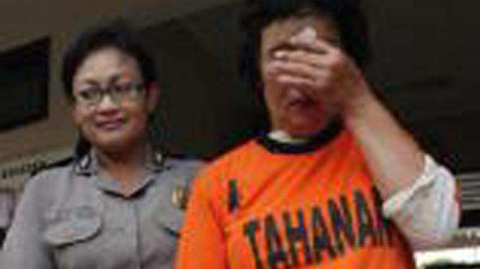 Istri Muda Anggota DPRD Jambi Jadi Tahanan Rumah