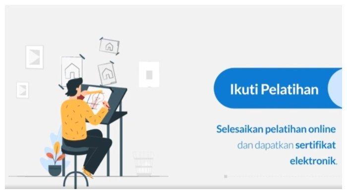 LOGIN Dashboard www.prakerja.go.id untuk Ikut Pelatihan Kartu Prakerja Gelombang 21