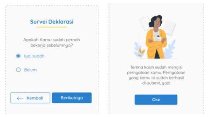 Tahap 3. Verifikasi Akun Kartu Pra Kerja