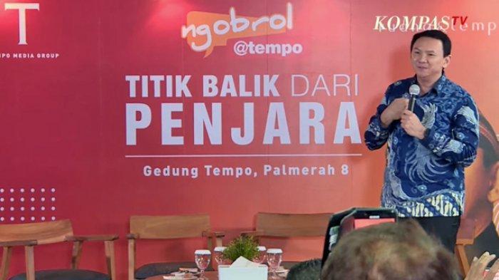 BTP Cerita Pernah Marah pada Semua Orang Termasuk Jokowi hingga Alasan Ogah Dipanggil Ahok