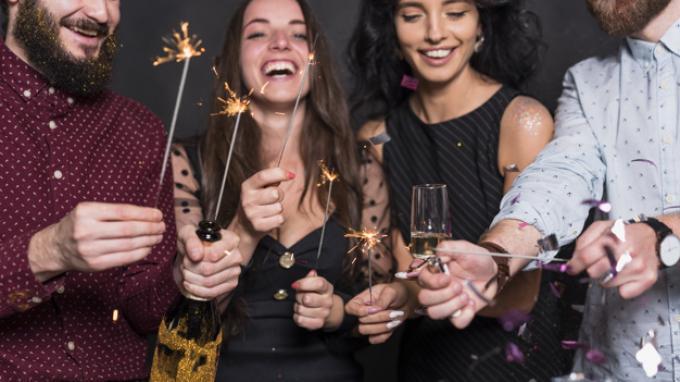 Kumpulan Ucapan dan Gambar Selamat Tahun Baru 2020, Cocok untuk Update di WhastApp dan Instagram