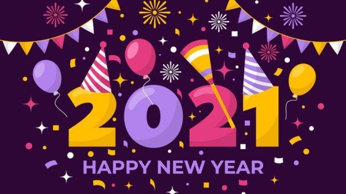 Ilustrasi Meme Ucapan Selamat Tahun Baru 2021. Tutup Tahun di Masa Pandemi, Negara-negara Eropa Rayakan Malam Tahun Baru dengan Cara Ini
