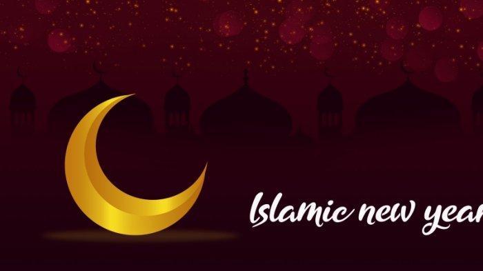 ilustrasi Tahun Baru Islam 2021