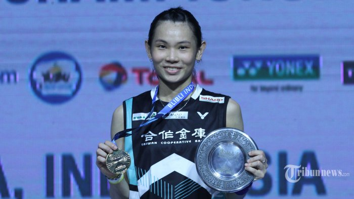 Tai Tzu Ying Ambil Sisi Positif Penundaan Olimpiade Tokyo 2020