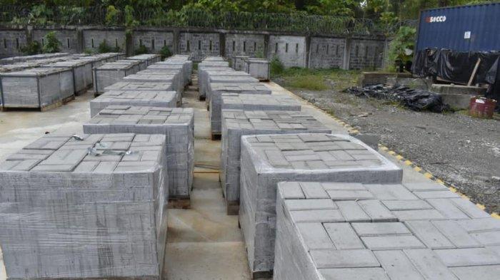 Pemanfaatan Tailing PT Freeport Indonesia Sebagai Material Infrastruktur Sipil