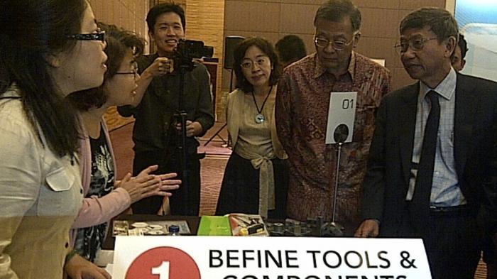 Investor Taiwan Jajaki Kerjasama dengan Indonesia