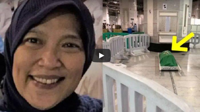 Tak Bangkit Lagi saat Sujud Salat Magrib, Putri Pemilik Biro Umroh Meninggal di Masjidil Haram