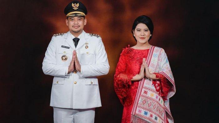 Tak Hanya Bobby Nasution yang Dilantik, Kahiyang Ayu Juga Punya Jabatan Baru, Ini Tugasnya