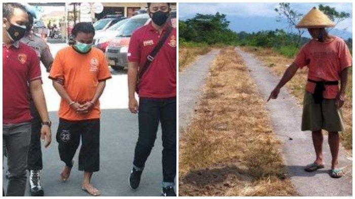 Tak Tahan Difitnah Punya Utang, Pemuda di Klaten Tega Tusuk Leher Tetangga hingga Tewas