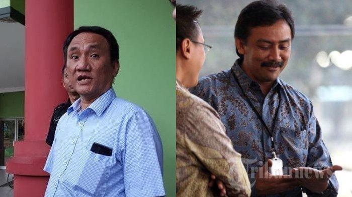 Tanggapan Andi Arief dan Andi Mallarangeng Soal Jhoni Allen Gugat AHY yang Tak Terima Didepak