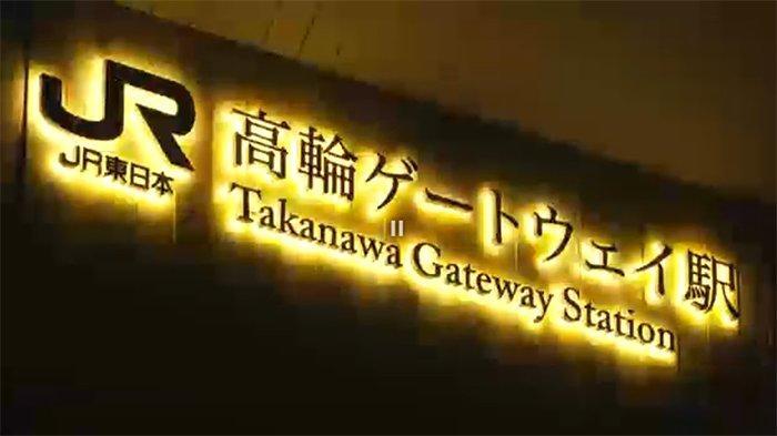 Takanawa Gateway Station mulai dioperasionalkan Sabtu (14/3/2020) pagi