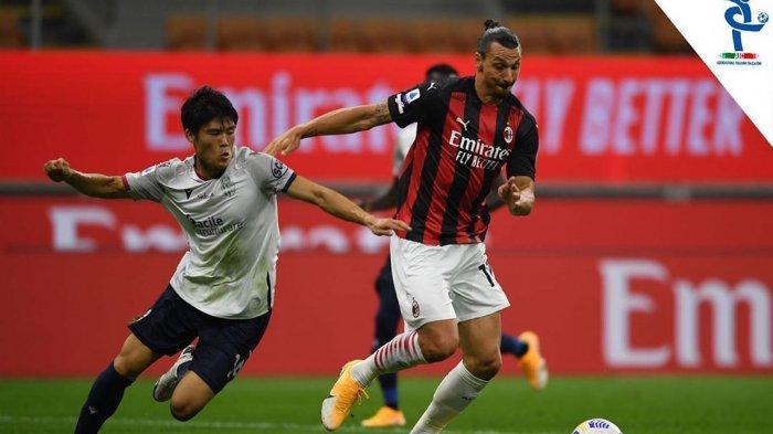 AC Milan Tertarik Rekrut Talenta Asia yang Kini Membela Bologna, Takehiro Tomiyasu