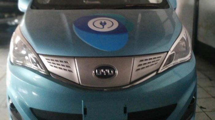 Tengok BYD e6 Generasi Kedua yang Diprediksi Jadi Armada Taksi Listrik Terbaru Bluebird