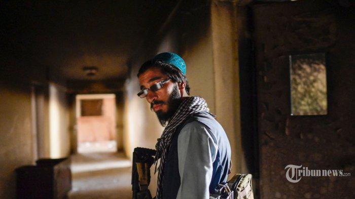 Taliban Larang <a href='https://manado.tribunnews.com/tag/tukang-cukur' title='TukangCukur'>TukangCukur</a> <a href='https://manado.tribunnews.com/tag/pangkas' title='Pangkas'>Pangkas</a> Jenggot Pria, Bisa Ditangkap Jika Melanggar