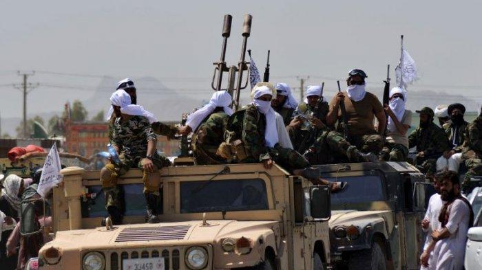 Intelijen Inggris Akui Kecolongan Soal Pergerakan Taliban di Afghanistan