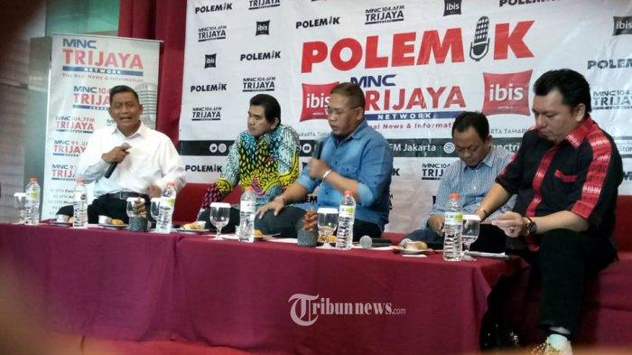 Talkshow Trijaya Network.