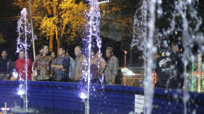 Rayakan 17 Agustus, Hendi Resmikan Taman Indonesia Kaya