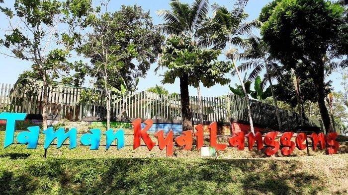 Taman Kyai Langgeng (TKL) Kota Magelang.