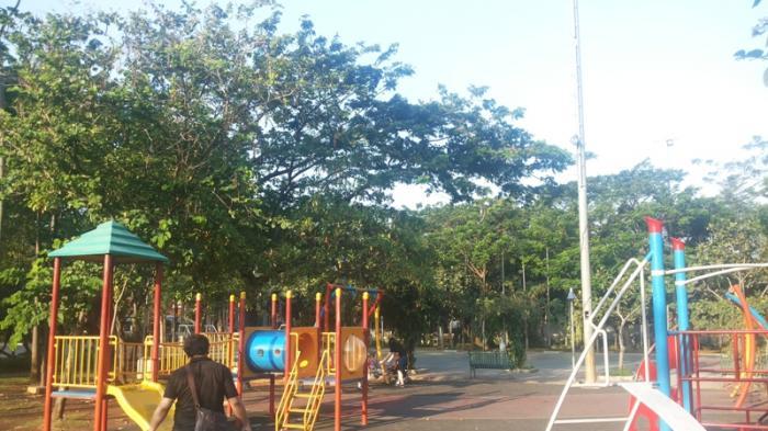 Taman Menteng Jakarta Tempat Rekreasi Murah Ada Tempat