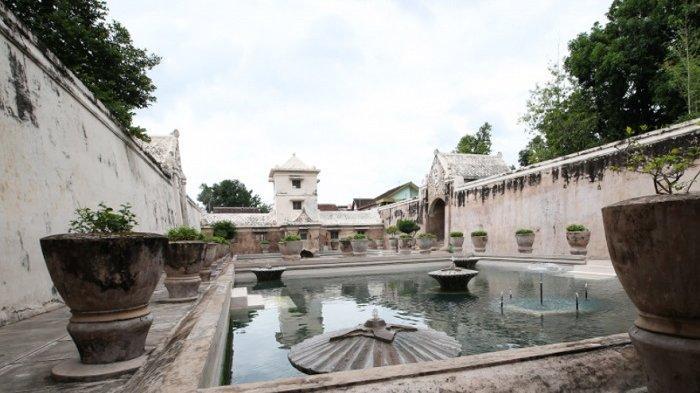 Destinasi Wisata Tamansari Yogyakarta Buka Akhir Pekan Ini, Diprediksi Jumlah Kunjungan Rendah