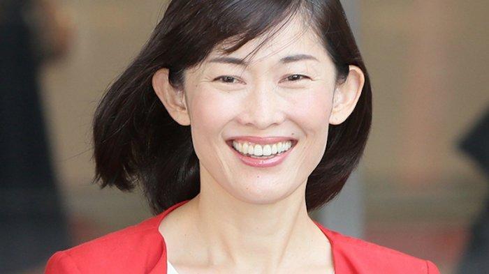 Menteri Jepang Cantik Ini Tekankan Olimpiade Jalan Terus, Pengunjung Asing Dibatasi