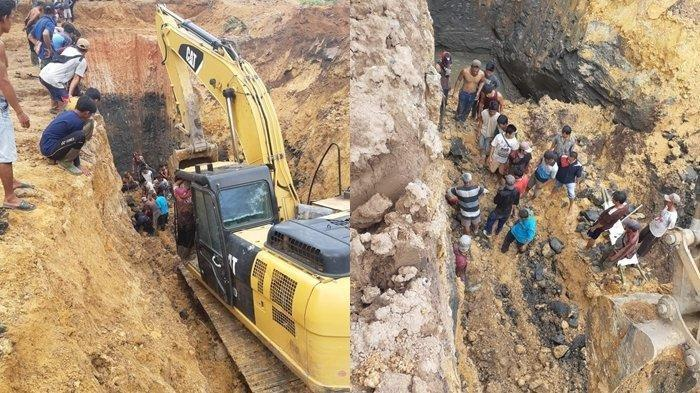 Tambang Ilegal Telan 11 Korban Jiwa, Begini Manisnya Bisnis Batubara Ilegal di Sumsel