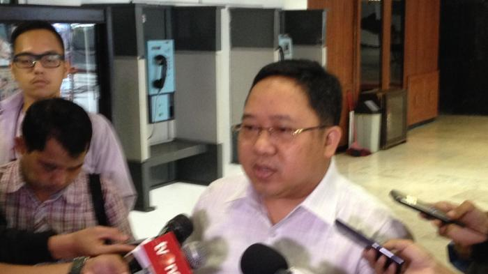 Anggota Fraksi PPP Syaifullah Tamliha