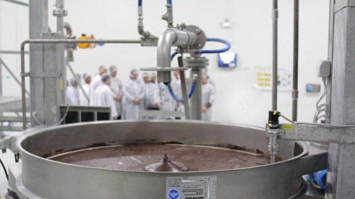 Barry Callebaut-Garudafood Perluas Kemitraan Pasokan di Indonesia
