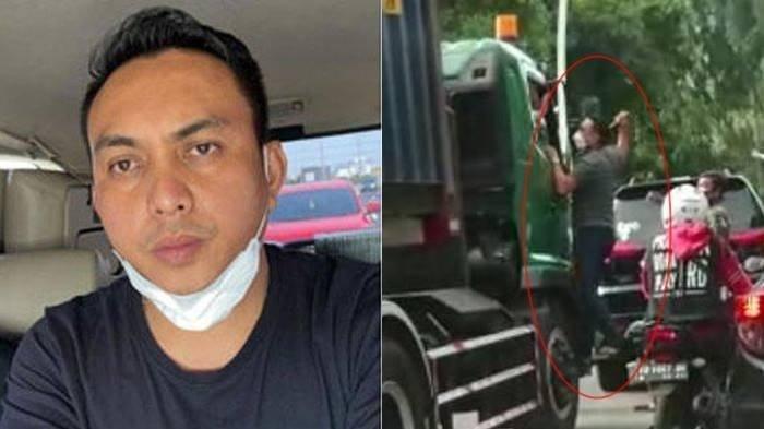 Polisi Tangkap Pengemudi Pajero Penganiaya Sopir Truk di Jakut, Pelaku Sempat Kabur ke Jawa Timur