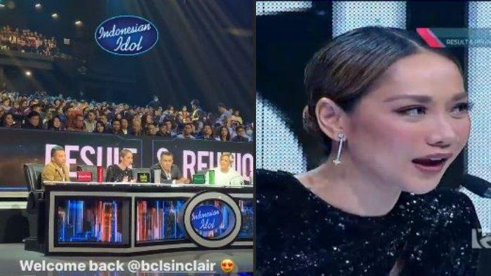 Tampil di Indonesian Idol, BCL Dapat Standing Ovation, Daniel: Welcome Back Wanita Terkuat