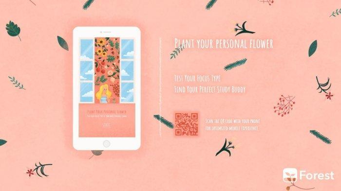 Tes Kepribadian Forest lagi Tren di Instagram, Bisa Tunjukkan Karakter Bungamu dari Benih Rahasia