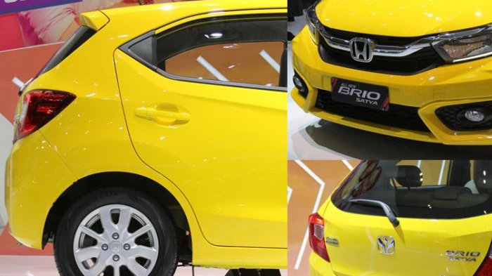Tampilan Baru All New Honda Brio yang Diluncurkan Bulan Agustus 2018
