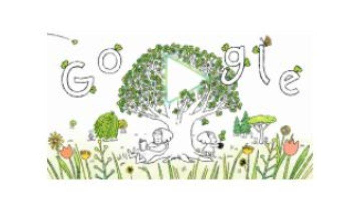 Rayakan Hari Bumi Sedunia, Google Tampilkan Doodle Bertemakan Earth Day 2021 di Laman Pencarian