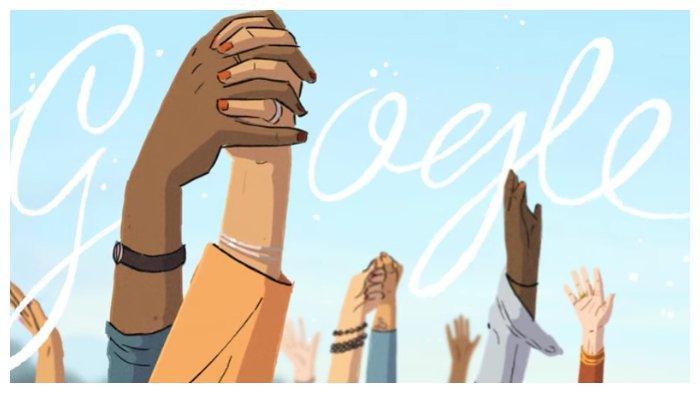 Ini Sejarah Hari Perempuan Internasional, Google Doodle Tampilkan Video untuk Penghormatan