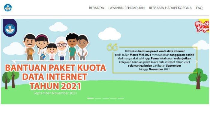 Kuota Internet Gratis dan Bantuan UKT Disalurkan Mulai September 2021, Ini Jadwalnya