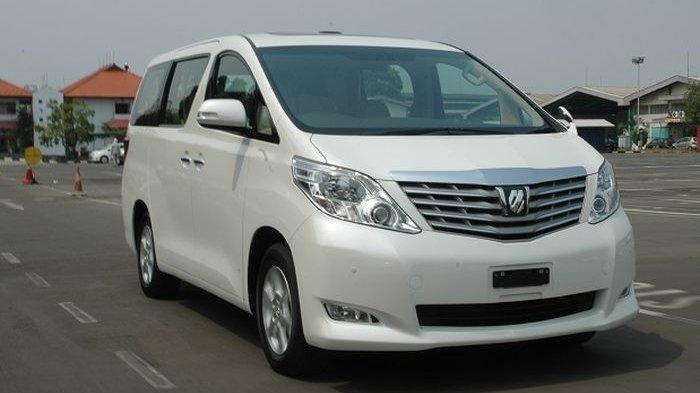 TERPOPULER Otomotif: Tagihan Parkir di Bandara sampai Rp 10 Juta hingga Biaya Rental Toyota Alphard