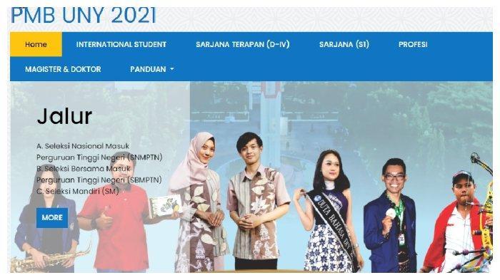 Jadwal Seleksi Mandiri UNY 2021, Beserta Ketentuan dan Tahapan Pendaftarannya