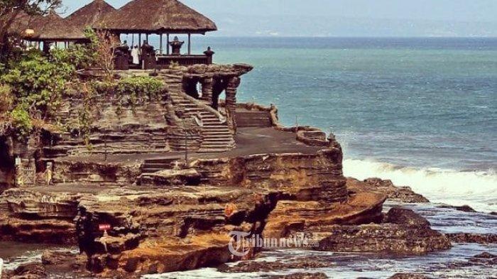 Pemerintah Kabupaten (Pemkab) Tabanan Bali bekerjasama dengan pengelola Daerah Tujuan Wisata (DTW) Tanah Lot akan mengadakan Tanah Lot Art & Food Festival pada 13 - 15 Maret 2020 mendatang. TRIBUNNEWS.COM/IST