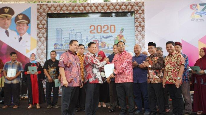 Pemkot Tangerang Dorong Produk UMKM di Tangerang Expo 2020